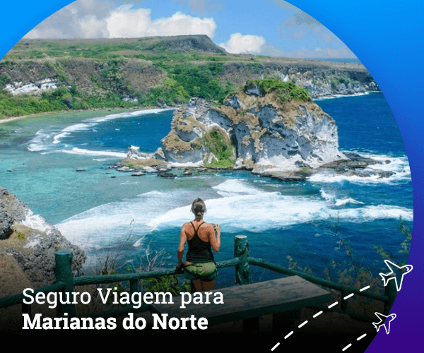 Plano Multi Viagens Tourist para Marianas do Norte